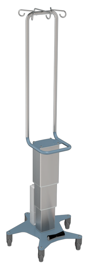 4H165 Electric IV Pole